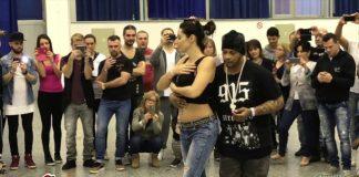 Edo & Denise, stage Musicality a Fusion Kizomba Roma 2017