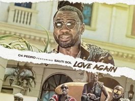 C4 Pedro feature Sauti Sol - Love Again