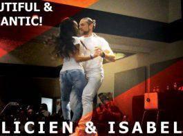 Felicien & Isabelle dance al Feeling Kizomba Festival 2017