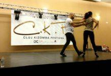 Moun & Marta workshop urban kiz al Cluj Kizomba Festival 2016
