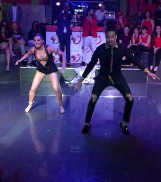 Akram & Sevda show al Marche Kizomba Festival 2017