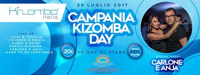 Campania Kizomba Day