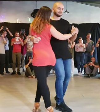 Despacito, versione kizomba interpretato da Moun & Elodie
