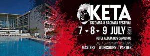 Keta Kizomba & Bachata Festival 2017