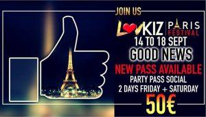 Lovkiz Paris Festival Second edition