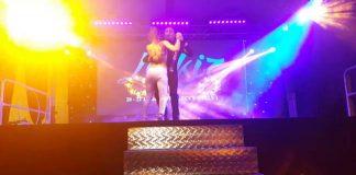 Morenasso & Adi Baran Show a Lekiz International Festival 2017