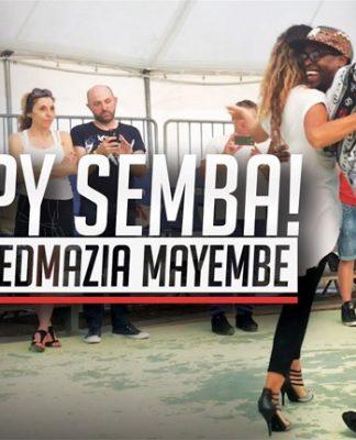 Ricardo Graça, stage semba al Kizomba Life Weekend di Follonica