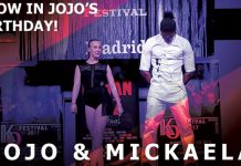 Jojo & Mickaela show al Feeling Kizomba Festival 2017