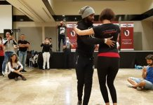 Marcio & Consuelo workshop al Kizomba Open Festival 2017 di Madrid