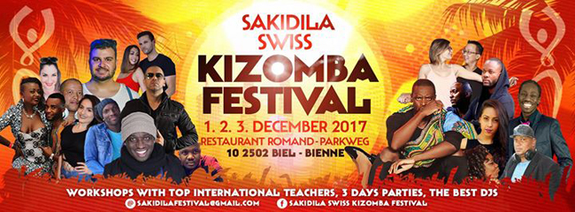 Sakidila Swiss Kizomba Festival 1st Edition