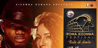 Yanis & Lara show a Roma Kizomba Festival 2017