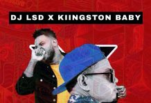 Dj LSD feature Kiingston Baby - Teu Tarraxar