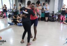 Do Zangado e Carvalho workshop all'Afrojoy Kizomba Congress 2017