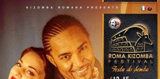 Fernando & Michela show a Roma Kizomba Festival 2017