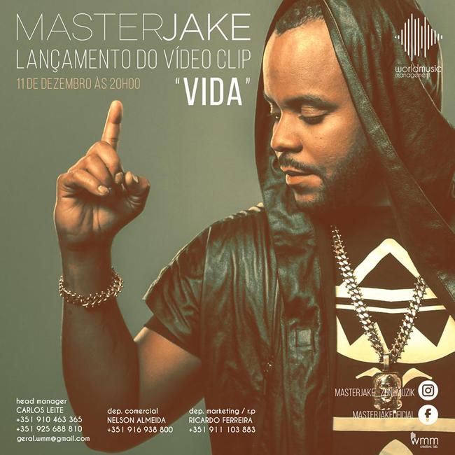 Master Jake - Vida