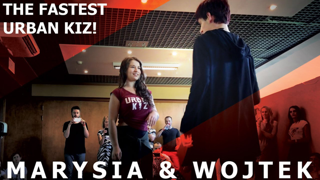 Wojtek & Marysia Urban Kiz a OnTheWave Festival 2017