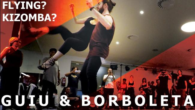 """Guiu & Borboleta Urban Kiz - Groove Armada """"My Friend"""""""