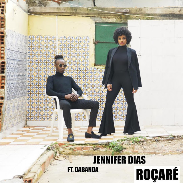 Jennifer Dias feature Dabanda - Roçaré