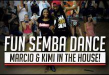Marcio & Kimi Fun Semba Dance al SSD 2017 Festival