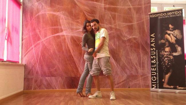 Semba corso base e intermedio - lezioni Miguel e Susana