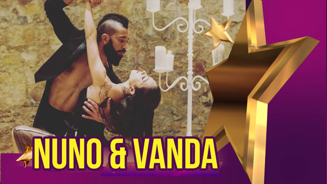 Nuno & Vanda show all'Euro Salsa & Sensual Festival 2017