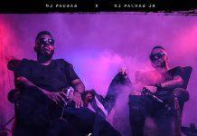 Dj Pausas & Dj Palhas Jr feature Lil Saint - Só Tu