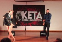 EL Cruz & Nadège KB show al KETA Kizomba & Bachata Festival 2017