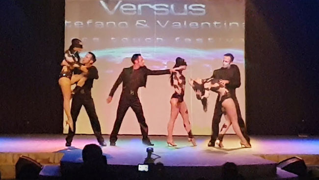 VersuS - Emotions: lo show allo Stars Touch Festival 2017