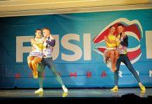 ALC Dance Company show al Fusion Kizomba 2018 di Roma