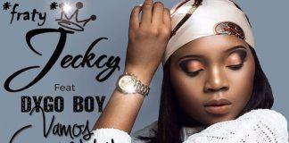 Jeckcy feature Dygo Boy - Vamos Conversar
