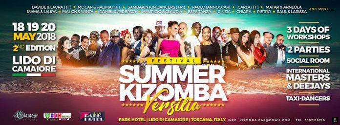 Festival Summer Kizomba Versilia 2018