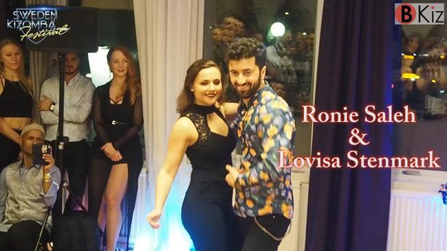 Ronie Saleh Lovisa Stenmark show