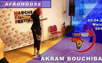 AKRAM workshop Afro House MKF 2018