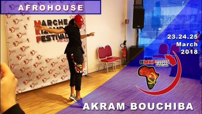 AKRAM workshop Afro House MKF 2018