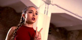 Kizomba tre passi base donna video commentato Yohanna Almagro Avila