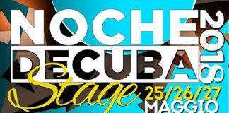 Noche De Cuba maggio 2018