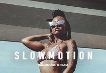Yuri da Cunha feature Praiz - Slow motion