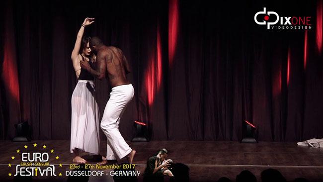 Tony Pirata & Sophie Fox Last Kizomba Show Düsseldorf