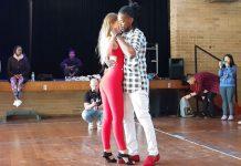 Jojo & Nima, stage Fusion all'Afro Kizomba Festival 2018