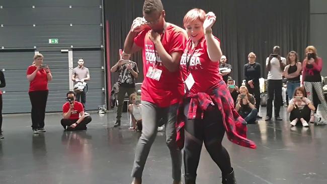 Eddy Vents & Lucia Nogueira stage a Luxembourg Kizomba Festival 2018