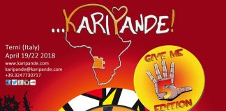Morenasso & Adi show kizomba Karipande 2018