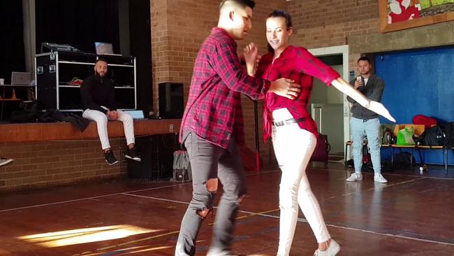 Jérémy Lao & Léa al Sydney International Afro Kizomba Festival 2018