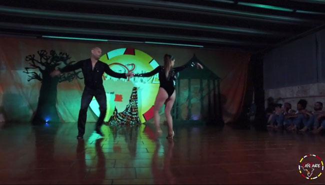 Miguel Monteiro & Vicky show Karipande 2018