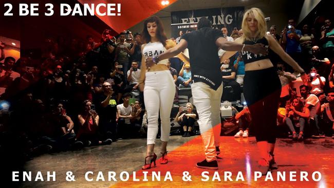 Enah, Carolina & Sara Panero