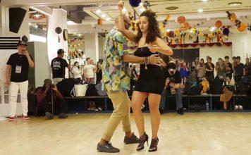 Albir & Laura workshop a Seoul Kizomba Competition 2018