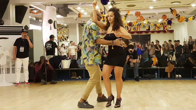 Albir & Laura workshop a Seoul Kizomba Competition 2018