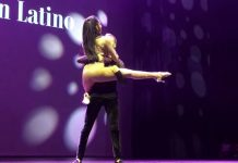 Nuno & Nagyla kizomba show sulle note di Sade