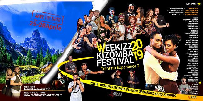 weekizz kizomba festival 2019