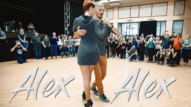 alex alex stage kizomba