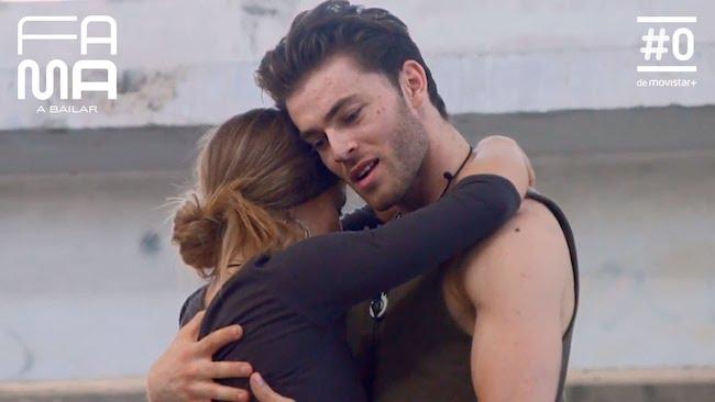 L'abbraccio nella kizomba, empezar a bailar con Yohanna Almagro